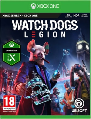 Xbox - Watch Dogs: Legion