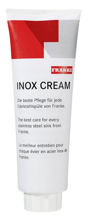 Detergente Inox Cream