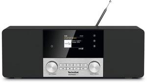 Digitradio 4C - Noir/Argent