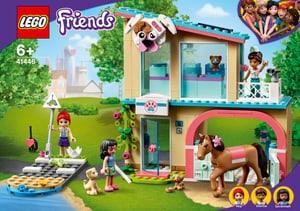 Friends 41446 Heartlake City Tierklinik