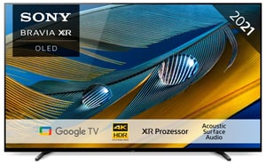 "XR-65A83J 65"" 4K HDR Google TV"