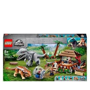 Jurassic World™ 75941 L'Indominus Rex contre l'Ankylosaure