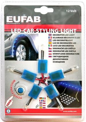 Led-Car-Styling-Light blau