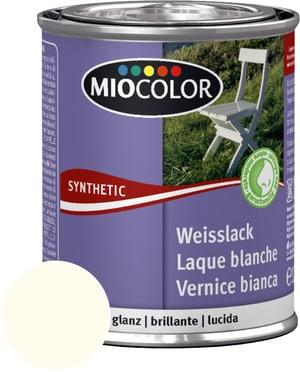 Laque acrylique blanche brillante blanc ancien 125 ml