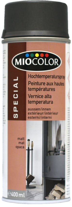 Vernice spray alta temperature