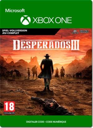 Xbox - Desperados III