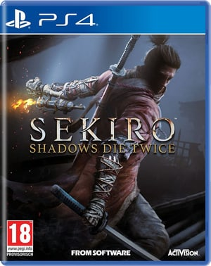 PS4 - Sekiro: Shadows Die Twice