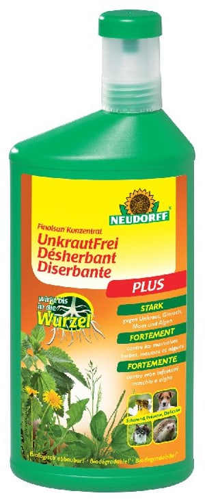 Diserbante concentrato Finalsan Plus, 1000 ml