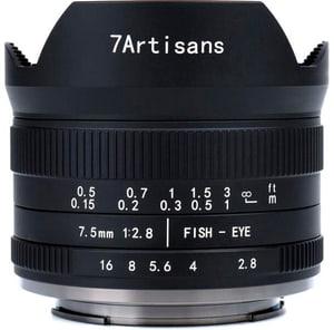 7.5mm F2.8 Fisheye Nikon Z