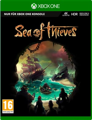 Xbox One - Sea of Thieves (D/F)