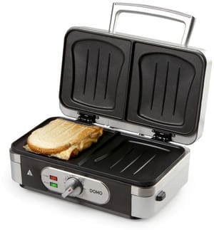 Multifunktionsgrill 3-in-1