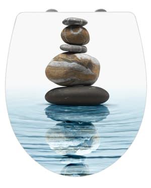 WC-Sitz Meditation