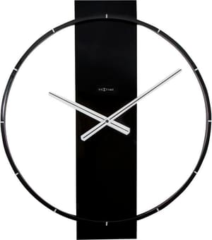 Orologio da parete Carl Black 50,8 x 58,2