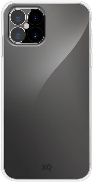 Flex case Anti Bac for iPhone 12 / 12 Pro clear