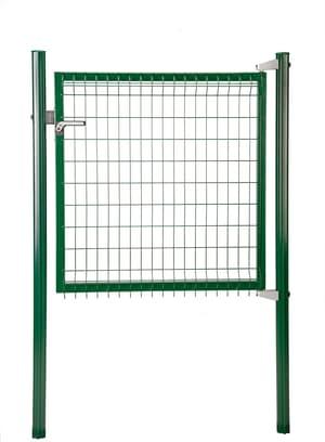 Portone pannello verde 100/103cm