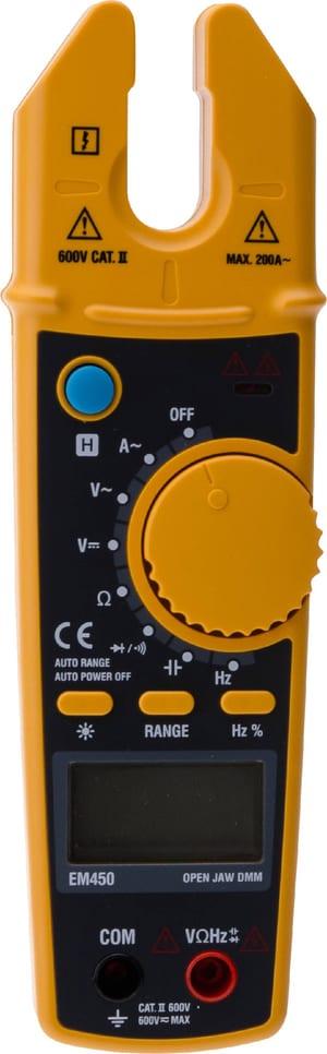 Digitales Stromzangen-Messgerät