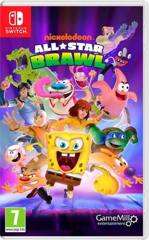 NSW - Nickelodeon All-Star Brawl D