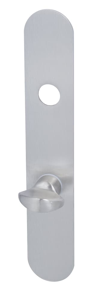Poignée à col long WC 78 mm ronde