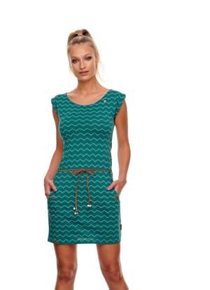 TAG CHEVRON-DRESS