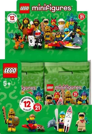 Minifigures 71029 LEGO Minifiguren Serie 21