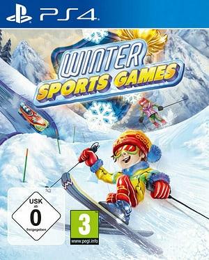 PS4 - Winter Sports Games D