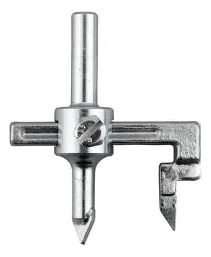 Hartmetall Kreisschneider, stufenlos einstellbar