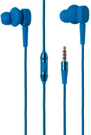 Earbuds bleu