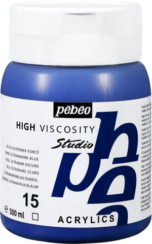 Pébéo High Viscosity Studio 500ml