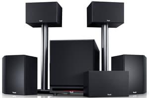 System 6 THX 5.1-Set - Nero