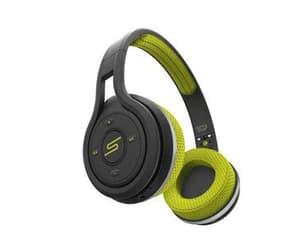 SMSAudio SYNC Bluetooth Bügelkopfhörer gelb