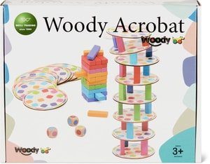 Woody Acrobat