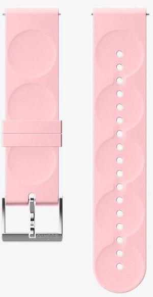 20mm Silicone Strap Sakura/Steel S