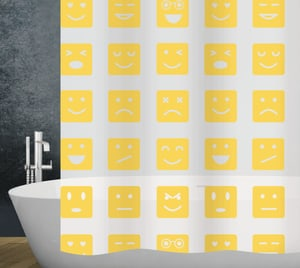 Tenda da doccia Moods