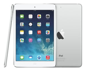 Apple iPad mini Retina WiFi+cellular 128GB silber