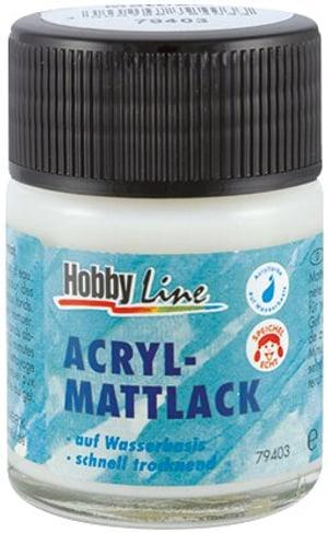 C.KREUL Acryl-Mattlack auf Wasserbasis Transparent 50ml