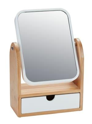 Kosmetikspiegel mit Schublade