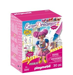 "PLAYMOBIL 70472 Rosalee ""Comic World"