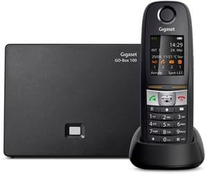 E630A GO VoIP nero