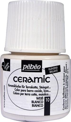 Pébéo Ceramic 10 bianco