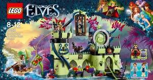 Elves L'évasion de la forteresse du roi Gobeli 41188