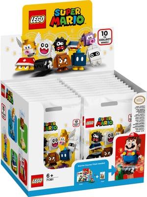 Super Mario Pack surprise de personnage 71361