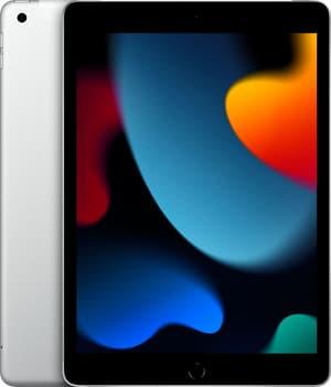 iPad 9th 10.2 LTE 256GB silver