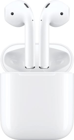 AirPods 2nd Gen. mit Ladecase