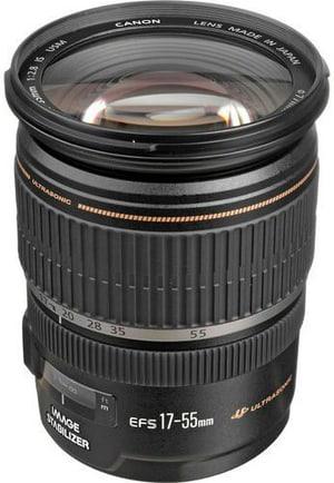 EF-S 17-55mm f/2.8 IS USM Obiettivo