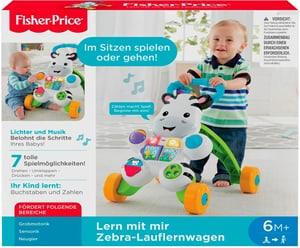 Zebra Lauflernwagen (D)