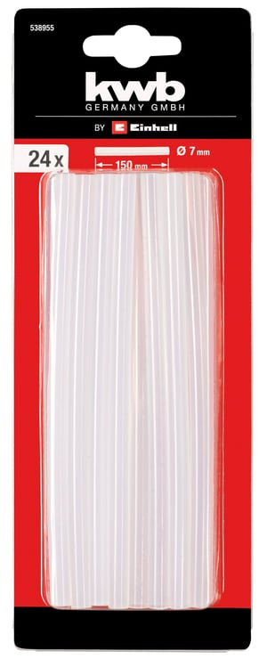 Sticks per incollare, 24 pezzi