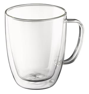 Bicchiere tè doppia parete 400ml