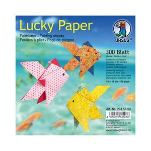 LUCKY PAPER