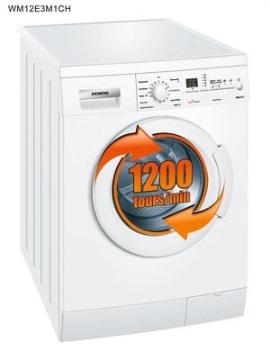 WM12E3M1CH Waschmaschine