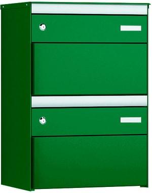 2x s:box 13 verde muschio/verde muschio